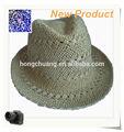 Homens promocionais palha chapéus panamá equador