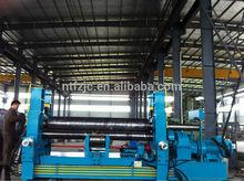 W11S hydraulic steel pipe chamfer, steel pipe piercing machine, steel tube press