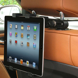 Universal Tablet Car Seat Mount Holder Stand For iPad/iPad Mini/iPhone/Smart Phone/Tablet/GPS/DVD