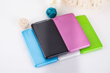 Colorful OEM portable charger power bank li-polymer power bank for android smartphone