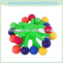 Clackerz - Rainbow Stress Toy