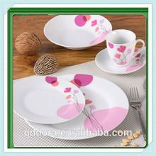 unbreakable etableware and cutlery/lead and cadmium free porcelain dinnerware