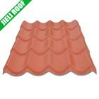 Corrugated plastic PVC roof tile italian roof tiles in kerala