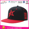 High Quality 100% Acrylic Custom Gold Plate Snapback Cap Hat Wholesale
