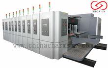 GIGA LX-707N Corrugated Carton Box Cutting Green Paper Packaging Printer Machine