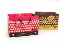 2014 best seller perfume bag,paper carry bag,paper bag
