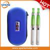2014 newest rainbow colors wireless metal blue e cigarette wholesale