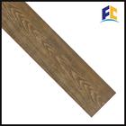 interlocking wooden pvc embossed flooring tiles