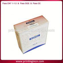 printed food packaging boxes cardboard window