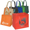 High quality|low MOQ Non woven promotion grocery tote bag