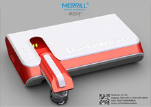 Smart design Power bank with blueteeth headset, Portable charger, Mobile Power pack, movable phone charger