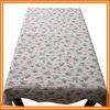 Manufacture 2014 Hot Seller Maple leaf Gobelin Polyester/Cotton for table desk cloth