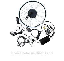 high quality brushless hub motor 48v 500w e bike conversion kit