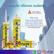 acetic silicone sealant/ acrylic-based silicone sealant supplier/ acid silicone sealant/ polyvinyl acetate silicone sealant