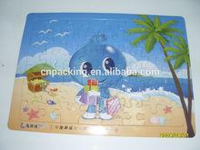 Wholesale cartoon paper educational puzzles