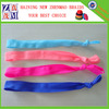 colored nylon and spandex fold over elastic wholesale for garment accessories