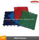 PP Interlocking Sports Flooring for Basketball Court Tiles