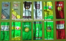 Biodegradable Bag/Packaging for Tea Supplies/nice design tea packing bag