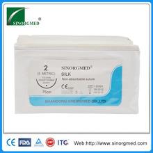 Bulk medical supply sutures kits