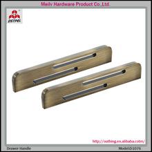 casting aluminium plate door desk drawer handle