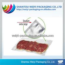 FDA Certified high temperature vacuum bag for food packaging