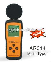 AC\DC Output aircraft noise Digital Sound Level Meter AR214