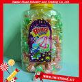 colorido mini forma de mamilo com anel brinquedos hard candy