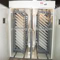 Nueva promoción de!! Agujero 8448 pollo incubadora y nacedora