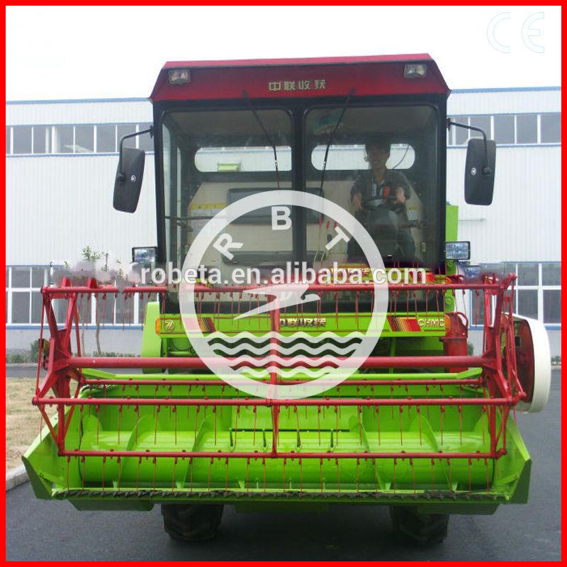 Usado new holland combine máquina colheitadeiras com boa qualidade