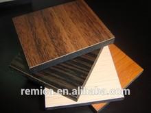 Wood grains HPL Compact laminate partition