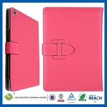 Wholesale price new phone case cartoon leather case for ipad mini 2