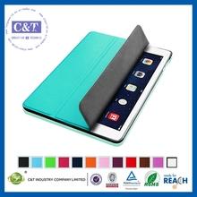 Wholesale Colorful leather book cover for ipad mini 2