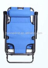 Stylish branded folding recliner zero gravity chair