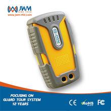 JWM Online RFID GPS Patrol System for 13 Years