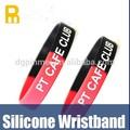 Benutzerdefinierte geflochtene silikon-armbänder