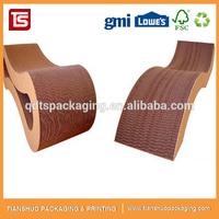 Pet Corrugated Round Cat Scratch Furniture Furniture Lounge