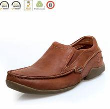 Wholesale Men Shoes Brands/ Leather Alibaba Men Shoes/ Flat Casual Men Shoes