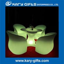 Remote Control Bar Led Illuminated Chair