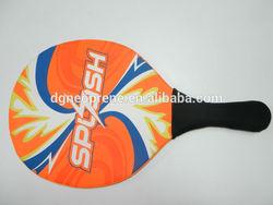 Outdoor Game Beach Tennis Racket Set