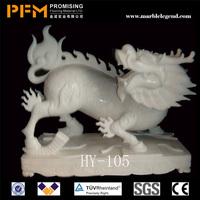 Superior Design stone tibetan mastiff statue for garden