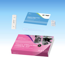 CE approved home testing Menopause FSH urine test kit