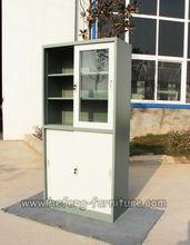 Metal Cupboard Design in Sliding Door