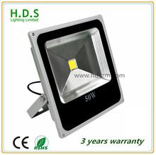 Ip66 outdoor 140dgree slim 50w 110 volt garden led flood light
