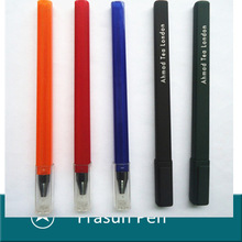 Hot Sale Bic Plastic Advertising Gel Ink Stationery Logo Projection Pen