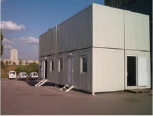 portable used container offices