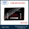 Jk5229l fábrica usb rádio fm mp3 player módulo