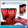 Custom printing coffee bag with different bag types