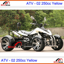 ATV 250cc 4x4 Racing Quad Fully Automatic or Manual Gear Optional with Reverse