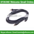 Ps / 2 símbolo LS2106 Keyboard Wedge cabo KBW Cable para Symbol LS2106 Scanner