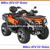 NEWEST EFI 800cc Quad ATV for sale automatic